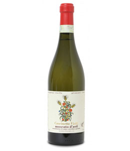 Moscato d' Asti Cascinetta  (available in 375ml)
