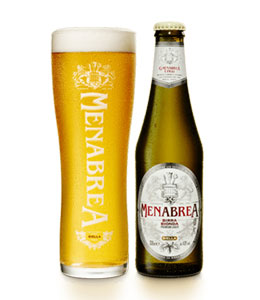 Menabrea Beer Pale